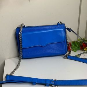 Rebecca Minkoff Electric Blue MAB Crossbody